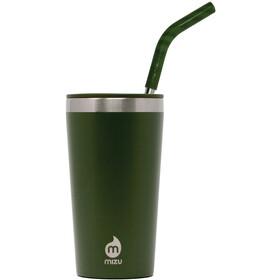 MIZU 16 Enduro LE Bicchiere con cannuccia, verde